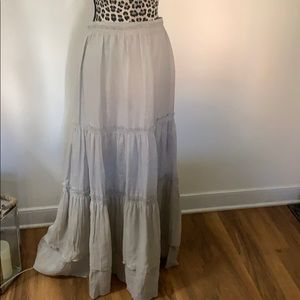 Elie Tahari long maxi skirt